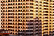 High-rise public apartment building in Havana, Cuba. Material World Project.
