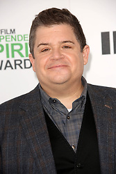 Patton Oswalt at the 2014 Film Independent Spirit Awards Arrivals, Santa Monica Beach, Santa Monica, United States, Saturday, 1st March 2014. Picture by Hollywood Bubbles / i-Images<br /> UK ONLY