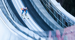 31.12.2016, Schattenbergschanze, Oberstdorf, GER, FIS Weltcup Ski Sprung, Vierschanzentournee, Oberstdorf, Training, im Bild Roman Koudelka (CZE) // Roman Koudelka of Czech Republic during his Practice Jump for the Four Hills Tournament of FIS Ski Jumping World Cup at the Schattenbergschanze in Oberstdorf, Germany on 2016/12/31. EXPA Pictures © 2016, PhotoCredit: EXPA/ Jakob Gruber