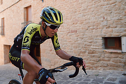 Janneke Ensing (NED) at the 2020 Clasica Feminas De Navarra, a 122.9 km road race starting and finishing in Pamplona, Spain on July 24, 2020. Photo by Sean Robinson/velofocus.com