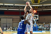 Miro Bilan<br /> Happycasa Brindisi - Banco di Sardegna Dinamo Sassari<br /> LBA Legabasket Supercoppa Gir.D 2020/2021<br /> Olbia, 10/09/2020<br /> Foto L.Canu / Ciamillo-Castoria