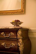 Detail of the Presidential Suite at the Alvear Palace Hotel, Buenos Aires