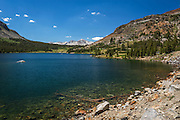 Ellery Lake at the Tioga Pass Entrance to Yosemite