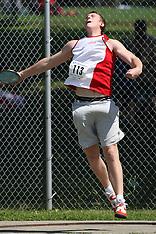 2008 OSG Athletics--Throws