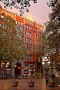 Pioneer Square in Seattle