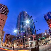 12th and Main Street, downtown Kansas City, Missouri.