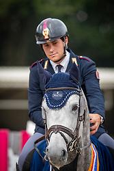 Coata Luca, Jager<br /> KWPN Kampioenschappen - Ermelo 2019<br /> © Hippo Foto - Dirk Caremans<br /> Coata Luca, Jager