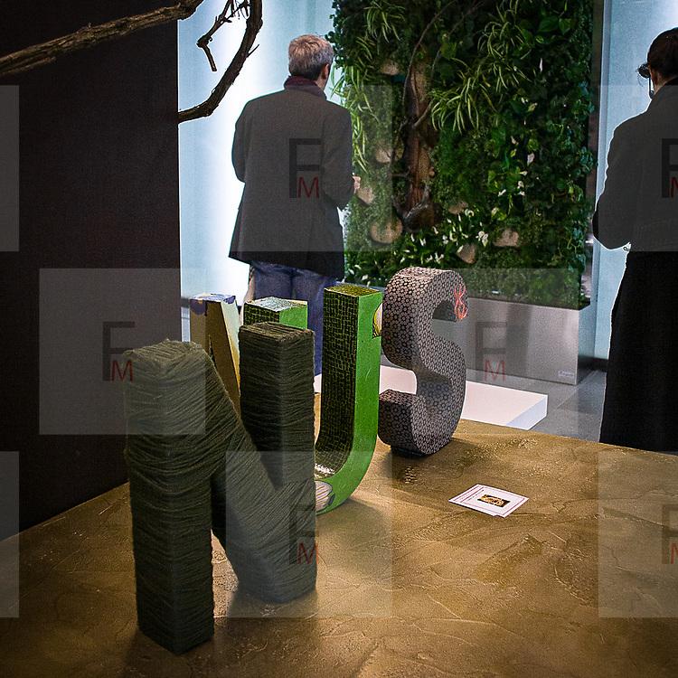 Il FuoriSalone 2012 in Zona Tortona:Chiara Bet Decoration<br /> <br /> Tortona Area Lab at Fuorisalone 2012:Chiara Bet Decoration
