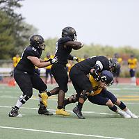 Football: St. Olaf College Oles vs. Carleton College Knights