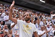 DESCRIZIONE : Campionato 2014/15 Serie A Beko Dinamo Banco di Sardegna Sassari - Grissin Bon Reggio Emilia Finale Playoff Gara6<br /> GIOCATORE : Luigi DaTome<br /> CATEGORIA : Tifosi Pubblico Spettatori VIP<br /> SQUADRA : Dinamo Banco di Sardegna Sassari<br /> EVENTO : LegaBasket Serie A Beko 2014/2015<br /> GARA : Dinamo Banco di Sardegna Sassari - Grissin Bon Reggio Emilia Finale Playoff Gara6<br /> DATA : 24/06/2015<br /> SPORT : Pallacanestro <br /> AUTORE : Agenzia Ciamillo-Castoria/L.Canu