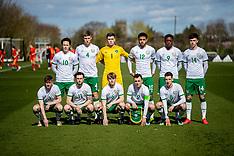 2021-03-26 Wales U21 v Ireland U21
