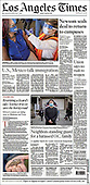 March 02, 2021 (USA): Front-page: Today's Newspapers In United States