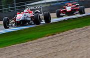 2012 British F3 International Series.Donington Park, Leicestershire, UK.27th - 30th September 2012.Alex Lynn, Fortec Motorsport..World Copyright: Jamey Price/LAT Photographic.ref: Digital Image Donington_F3-18302