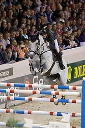 Staut Kevin (FRA) - Silvana *HDC<br /> Rolex FEI World Cup™ Jumping Final 2012<br /> 'S Hertogenbosch 2012<br /> © Dirk Caremans