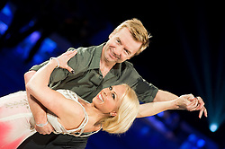 Dancing on Ice Photocall Sheffield Motorpoint Arena .Jane Torvill - Christopher Dean..7 April 2011.Images © Paul David Drabble