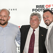 Billy Murray arrives at The 'Rise of The Footsoldier Origins' Premiere held at Cineworld Leicester, 2021-09-01, London, UK.