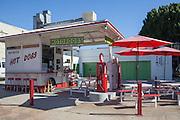 Motordogs Classic Hotdog Stand in Pasadena California