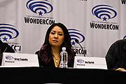 Jen Bartel at Wondercon in Anaheim Ca. March 31, 2019