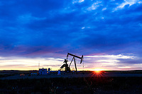 On the Prairies west of Calgary near Cochrane, AB <br /> <br /> ©2015, Sean Phillips<br /> http://www.RiverwoodPhotography.com