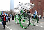 O'City St. Patrick's Day Parade - 3/15/2014