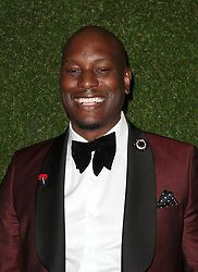 7 January 2018 -  Beverly Hills, California - Tyrese Gibson. 75th Annual Golden Globe Awards_Roaming held at The Beverly Hilton Hotel. Photo Credit: Faye Sadou/AdMedia