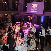 NLD/Amsterdam/20150119 - De Marie Claire Prix de la Mode awards, de zaal