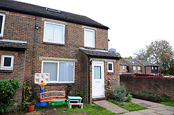 © Licensed to London News Pictures 26/10/2018<br /> NEW ASH GREEN,UK.<br /> The home of Sarah Wellgreen in New Ash Green with its own cctv system.<br /> The search continues today for missing mother of five from New Ash Green Sarah Wellgreen.<br /> Photo credit: Grant Falvey/LNP