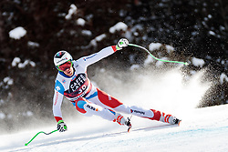 28.12.2017, Stelvio, Bormio, ITA, FIS Weltcup, Ski Alpin, Abfahrt, Herren, im Bild Marc Gisin (SUI) // Marc Gisin of Switzerland in action during mens Downhill of the FIS Ski Alpine Worldcup at the Stelvio course, Bormio, Italy on 2017/12/28. EXPA Pictures © 2012, PhotoCredit: EXPA/ Johann Groder