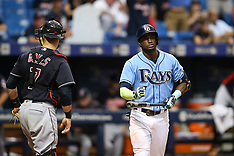 Cleveland Indians v Tampa Bay Rays - August 13 2017