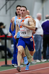 Moroles, CGA, 400<br /> Boston University Athletics<br /> Hemery Invitational Indoor Track & Field