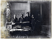 Paris engineers office early 1900s