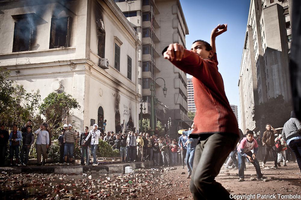 Cairo in Egypt 2011.