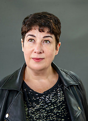 Pictured: Joanne Harris<br /><br />Joanne Michèle Sylvie Harris, MBE is an English author especially known for her award-winning novel Chocolat; later adapted for the film Chocolat.<br /><br />Ger Harley | EEm 13 August 2019