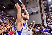 Commando Ultra' Dinamo, Stefano Gentile<br /> Banco di Sardegna Dinamo Sassari - AX Armani Exchange Olimpia Milano<br /> LBA Serie A Postemobile 2018-2019 Playoff Semifinale Gara 3<br /> Sassari, 02/06/2019<br /> Foto L.Canu / Ciamillo-Castoria