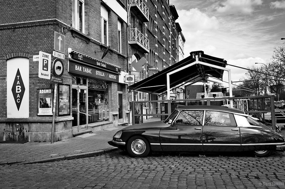 The Citroën DS, Antwerp, Belgium, Europe