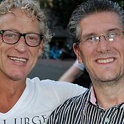 NLD/Amsterdam/20120706 - Verjaardagsfeest Gordon, John Heuckeroth