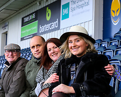 Fans looking forward to the match - Mandatory by-line: Nick Browning/JMP - 20/12/2020 - RUGBY - Sixways Stadium - Worcester, England - Worcester Warriors Women v Harlequins Women - Allianz Premier 15s