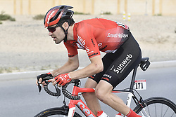 March 2, 2019 - Dubai, Emirati Arabi Uniti, Emirati Arabi Uniti - Foto LaPresse - Fabio Ferrari.02 Marzo 2019 Dubai (Emirati Arabi Uniti).Sport Ciclismo.UAE Tour 2019 - Tappa 7 - da Dubai Safari Park a City Walk - 145 km.Nella foto: durante la gara.DUMOULIN Tom(NED)TEAM SUNWEB..Photo LaPresse - Fabio Ferrari.March 02, 2019 Dubai (United Arab Emirates) .Sport Cycling.UAE Tour 2019 - Stage 7 - From Dubai Safari Park to City Walk  - 90 miles..In the pic: during the race DUMOULIN Tom(NED)TEAM SUNWEB (Credit Image: © Fabio Ferrari/Lapresse via ZUMA Press)