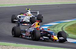 0.09.2010, Hockenheimring, Hockenheim, GER, World Series by Renault, im Bild Daniel Ricciardo, Sieger des ersten Rennens, EXPA Pictures © 2010, PhotoCredit: EXPA/ MN