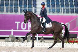Hester Carl, GBR, En Vogue, 135<br /> Olympic Games Tokyo 2021<br /> © Hippo Foto - Dirk Caremans<br /> 28/07/2021