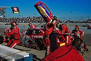 Pitstop at NASCAR 250 Memphis Motorsports Park.