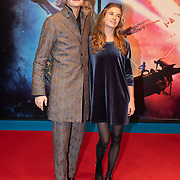 NLD/Amsterdam/20191218 - Premiere van Star Wars: The Rise of Skywalker, Splinter Chabot en partner