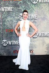 May 19, 2017 - Los Angeles, CA, USA - LOS ANGELES - MAY 19:  Madeline Zima at the ''Twin Peaks'' Premiere Screening at The Theater at Ace Hotel on May 19, 2017 in Los Angeles, CA (Credit Image: © Kay Blake via ZUMA Wire)