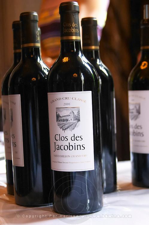 clos des jacobins 2006 saint emilion bordeaux france