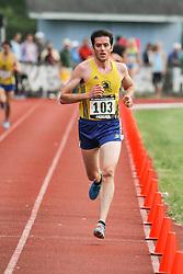 mens 5000 meters, Adrian Martinez Track Classic 2016, David Chorney, BAA adidas
