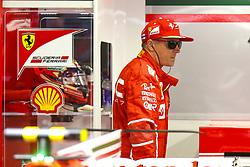 September 1, 2017 - Monza, Italy - Motorsports: FIA Formula One World Championship 2017, Grand Prix of Italy, ..#7 Kimi Raikkonen (FIN, Scuderia Ferrari) (Credit Image: © Hoch Zwei via ZUMA Wire)