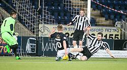 Falkirk's Craig Sibbald. Falkirk 4 v 1 Fraserburgh, Scottish Cup third round, played 28/11/2015 at The Falkirk Stadium.