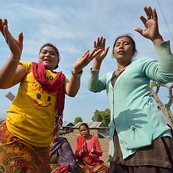 Life in a Quake Zone, Nepal