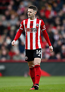 Oliver Norwood of Sheffield Utd during the Premier League match at Bramall Lane, Sheffield. Picture date: 7th March 2020. Picture credit should read: Simon Bellis/Sportimage