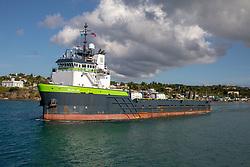 Bringing Fuel To Vieques